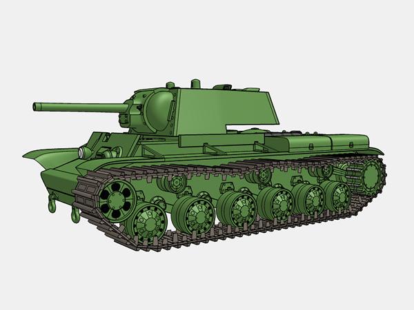 KV-1A履帯02