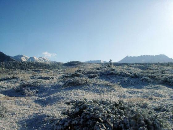 07 弥陀ヶ原と立山連峰