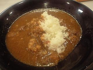 すき家(カレーライス)