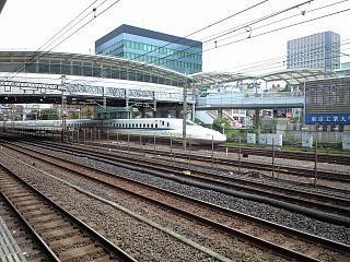 田町駅ホーム(その2)