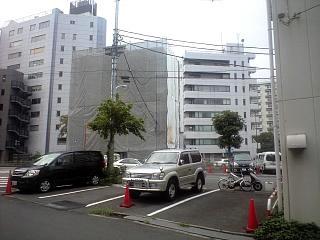 ラーメン二郎三田本店(昼 工事中3)