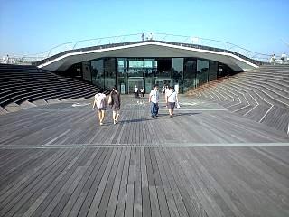 横浜大桟橋(風景その1)