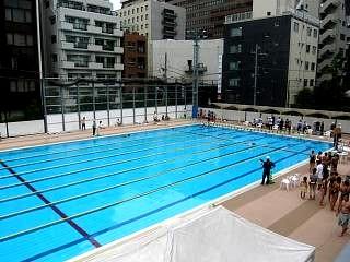 水泳大会(プール2)