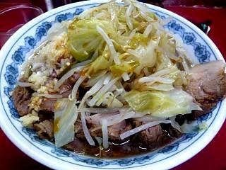 ラーメン二郎目黒支店(大豚)
