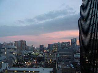 芝浦の夜景(その1)