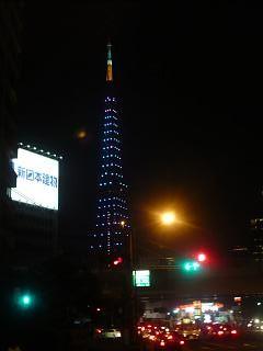 東京タワー夜景(その2)