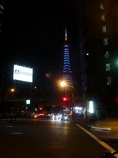 東京タワー夜景(その4)