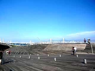 横浜大桟橋(風景その2)