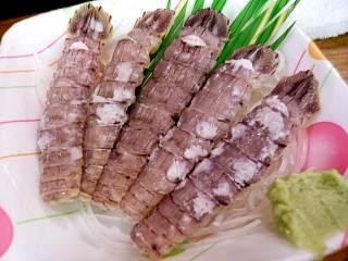 酒蔵石松(蝦蛄)