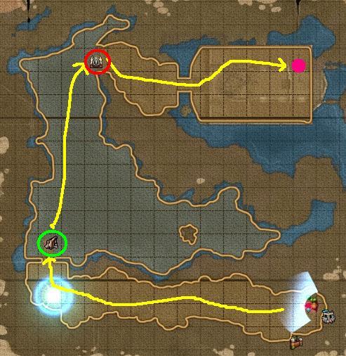 火攻めマップ