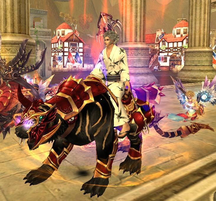 野蛮君主の黒虎3