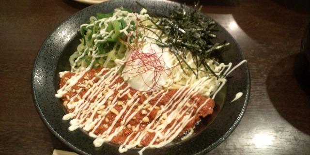 冷やしタンタン麺 850円