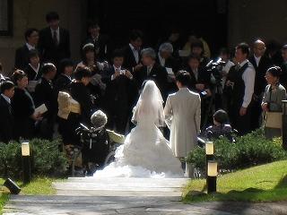 花嫁 蓼科東急