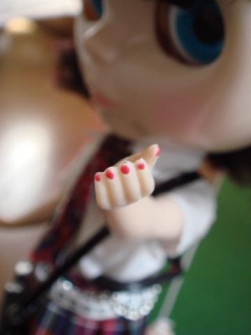 blythe punkaholic nail