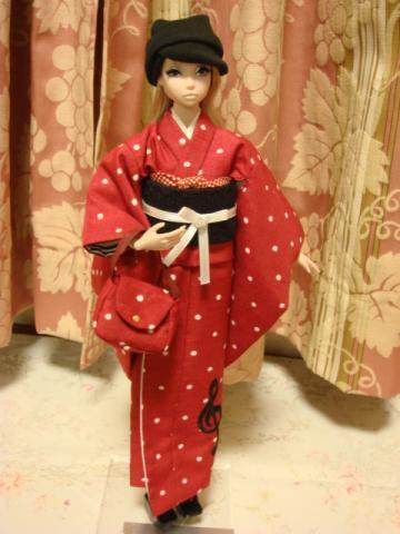 misaki annz kimono
