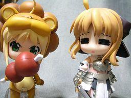 ライオンとリリィ