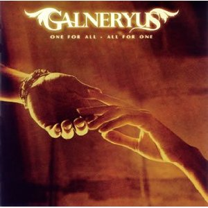 Galneryus / ONE FOR ALL-ALL FOR ONE