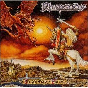 Rhapsody / Legendary Tales