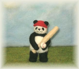 パンダの休日(野球)