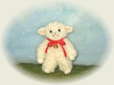 羊の「しぃちゃん」