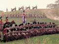 ワーテルローの「赤服」ことイギリス兵