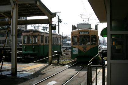 富山地鉄 南富山駅