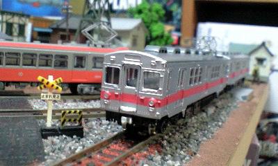 東電700系(東急7000系)