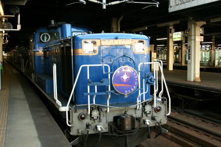 DD51北斗星塗装色
