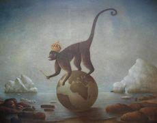 Queen Monkey