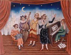 Orquesta de senoritas