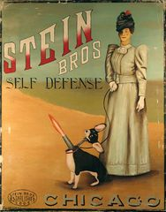 Stein Bros. Self Defense