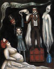 Decanting Spirits