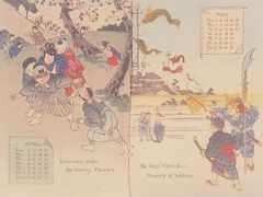 The Months of Japanese Children