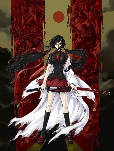 BLOOD-C感想