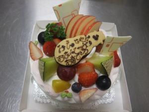 生ケーキ30
