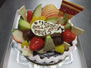 チョコケーキ13