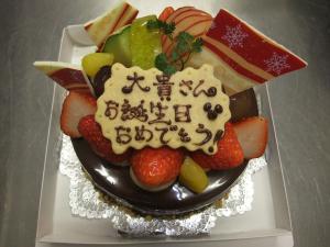 チョコケーキ13-2