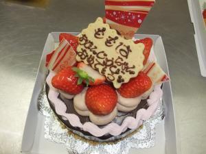 チョコケーキ13-3