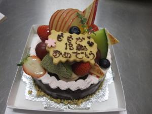 チョコケーキ29