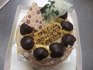 チョコケーキ (9)