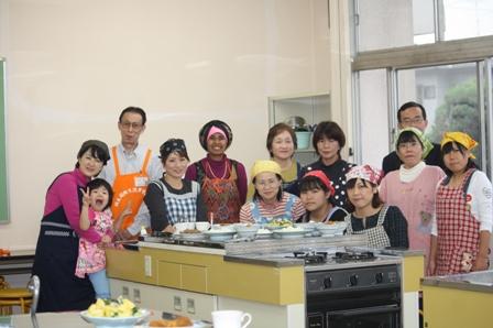 kelas masak ,..in hanyu