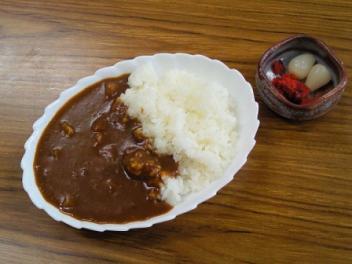 カレーライス450円