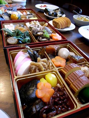 2011-01-01 お雑煮 003