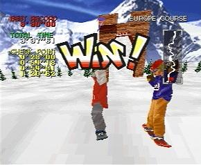 ザップ!スノーボーディング トリックス