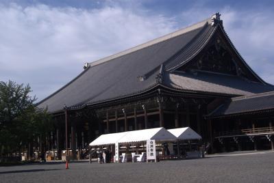 西本願寺。