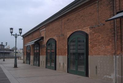 神戸煉瓦倉庫。