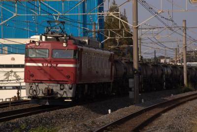 安中貨物EF8158