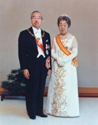 昭和天皇・香淳皇后