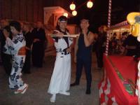 西麻布盆踊り2009夢太郎