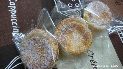 ベイクド風チーズケーキ